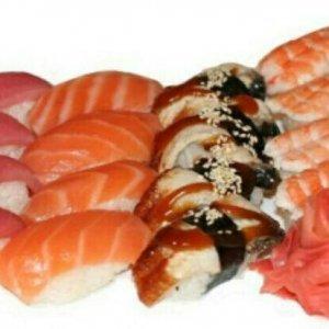 суши ассорти